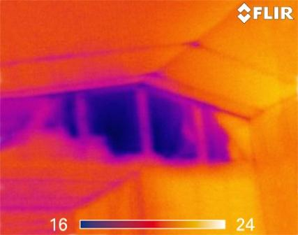 Infrared Thermal Imaging Inspections All American High